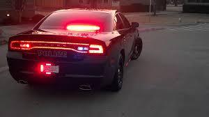 HG2 Emergency Lighting Double Oaks Police Dept Texas