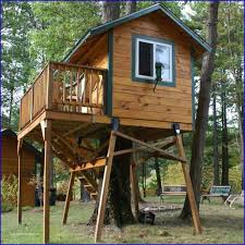 100 Modern Tree House Plans Free Standing And Free Standing