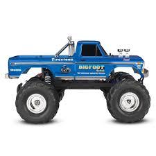 100 Bigfoot Monster Truck Toys Traxxas BigFoot RTR Helilandcom