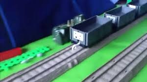 100 Trackmaster Troublesome Trucks Thomas Friends King Of The Railway Runaway