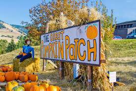 Pumpkin Farms In West Michigan by Events Glacier Country