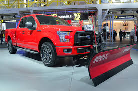 2015 Ford F-150 Snow Plow Prep Option Is A Light-Duty First - Truck ... Snow Plow On 2014 Screw Page 4 Ford F150 Forum Community Of Snow Plows For Sale Truck N Trailer Magazine 2015 Silverado Ltz Plow Truck For Sale Youtube Fisher At Chapdelaine Buick Gmc In Lunenburg Ma 2002 F450 Super Duty Item H3806 Sol Ulities Inc Mn Crane Rental Service Sales Custom 64th Scale Mack Granite Dump W And Working Lights Salt Spreaders Trucks Commercial Equipment Blizzard 720lt Suv Small Personal 72 Use Extra Caution Around Trucks With Wings Muskegon Product Spotlight Rc4wd Blade Big Squid Rc Car
