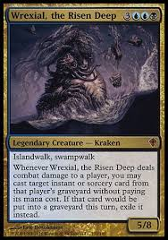 your deck is my deck wrexial the risen deep edh multiplayer
