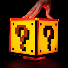 question block light firebox