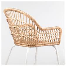 IKEA - NILSOVE Chair With Armrests Rattan, White | Rattan ... 9363 China 2017 New Style Black Color Outdoor Rattan Ding Outdoor Ding Chair Wicked Hbsch Rattan Chair W Armrest Cushion With Cover For Bohobistro Ica White Huma Armchair Expormim White Open Weave Teak Suma With Arms Natural Hot Item Rio Modern Comfortable Patio Hand Woven Sidney Bistro Synthetic Fniture Set Of Eight Chairs By Brge Mogsen At 1stdibs Wicker Derektime Design Great Ideas Warm Rest Nature