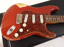 I Looked Up Other Custom Shop Relic Exampleslooks The Same To Me