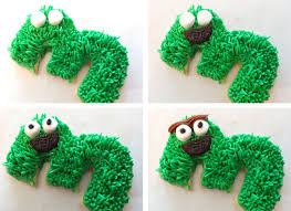 Oscar The Grouch Pumpkin Decorating by Sesame Street Frosted Sugar Cookies Two Sisters Crafting