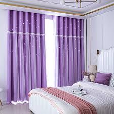 lila blickdichte vorhänge und weitere gardinen vorhänge