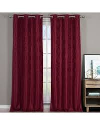 Burgundy Grommet Blackout Curtains by Get This Amazing Shopping Deal On Burgundy Red 76x63 Voyage