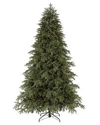 Black Slim Christmas Tree Pre Lit by Prelit Artificial Christmas Trees With Clear Lights Treetopia