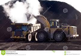 100 End Dump Truck Front Loader Loading Stock Photo Image Of Dump