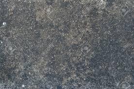 Black Rough Stone Floor Texture Stock Photo