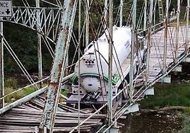 100 Buccaneer Truck Stuff Greene County Bridge Damaged By Tooheavy Water Truck Police Say