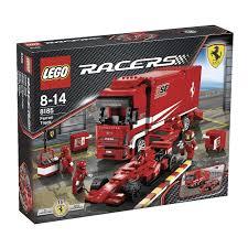 100 Ferrari Truck LEGO Lego Shop Online For Toys In Australia