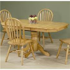 Sunset Selections Single Pedestal Dining Table