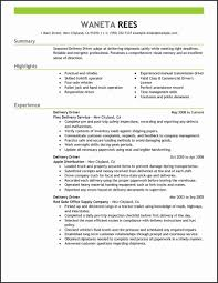 Cdl Driver Resume Newest Truck Driving Example Roddyschrock