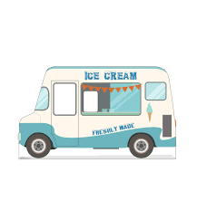 100 Icecream Truck Amazoncom Advanced Graphics Ice Cream Standin Life Size