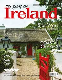 Spirit Of Ireland Issue 9 By One Little Studio