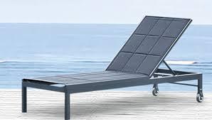 chaises longues de jardin chaises longue d extérieur jardin et piscine trévi com