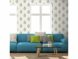krone tapete uk möbel grün blau türkis wohnzimmer 704209