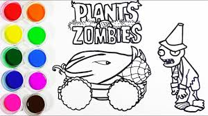 Desenhos Para Colorir Plants Vs Zombies Pintarcolorir Com Br