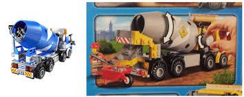 100 Lego Cement Truck 60018 City Mixer I Brick City