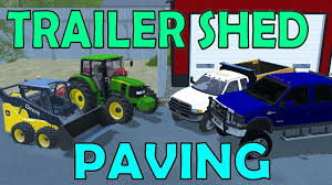 Farming Simulator 17 | Building Trailer Shed & Paving | Lawn Care ... Fire Truck Games For Kids Android Apps On Google Play Sago Mini Trucks Diggers Fun Build Sweet A Duck Moose Builder Simulator Car Driving Driver Custom Cars Lego Technic 8258 Mit Porschwenkkran See More At Crossout Building Mad Max Truck Youtube Track Hot Wheels Farming 17 Trailer Shed Paving Lawn Care Intertional Dump