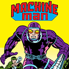 Machine Man 1978 1981 Issues 19 Book Series By