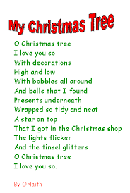 Christmas Poems By Kids