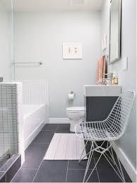 wonderful charcoal gray floor tile houzz pertaining to bathroom