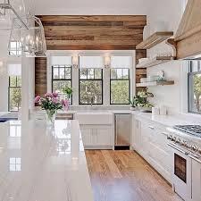 Modern Farmhouse Kitchens We Love