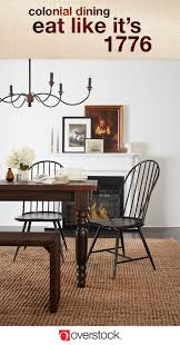 Find Everything You Need To Give Your Dining Room A Colonial Decor ... Chic Scdinavian Decor Ideas You Have To See Overstockcom Liberty Fniture Ding Room 7 Piece Rectangular Table Set 121dr Round Dinette Sets Large Engles Mattress And Mattrses Bedroom Living Tasures Retractable Leg In Oak Cheap Windsor Wood Chairs Find Deals On Line At 5 Island Pub Back Counter By Modern Farmhouse Shop The Home Depot Kitchen Arhaus Portland City Liquidators 15 Inexpensive That Dont Look Driven Fancy Shack Reveal