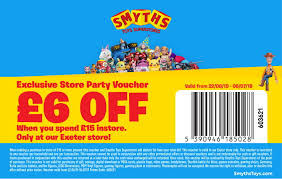 Smyths Toys Discount Vouchers, Think Protection Coupon Code