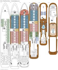 Norwegian Star Deck Plan 9 by Silver Wind Deck Plans Diagrams Pictures Video