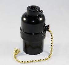Sun Lite Lamp Holder by Pull Chain Lamp Socket Ebay