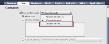How to transfer contacts from iPhone to Android AppsLova