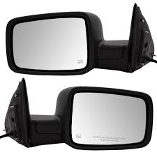 13-17 RAM 1500 2500 Pickup Truck Set Of Side View Power Mirrors 6x9 ... Best Towing Mirrors 2018 Hitch Review Side View Manual Stainless Steel Pair Set For Ford Fseries 19992007 F350 Super Duty Mirror Upgrade How To Replace A 1318 Ram Truck Power Folding Package Infotainmentcom 0809 Hummer H2 Suv Pickup Of 1317 Ram 1500 2500 Passengers Custom Aftermarket Accsories Install Upgraded Tow 2015 Chevy Silverado Lt Youtube