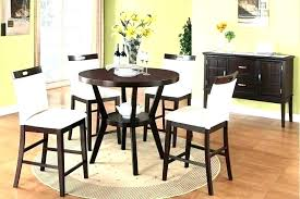 Rustic High Top Table Dining Modern Tables Rectangle Best Bar Height Ideas On