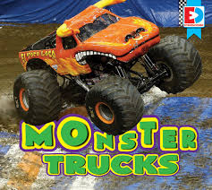 100 Moster Trucks Monster EBook By Renae Gilles And Warren Rylands