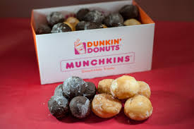 Pumpkin Iced Coffee Dunkin Donuts by Munchkins 50 Munchkins Half Choc Half Glaze Dunkin U0027 Donuts
