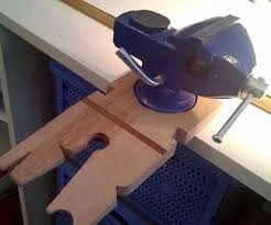 Wood River Economy Bench Vise Hardware by Woodworking Tools