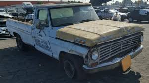 1969 Ford F100 For Sale Near North Miami Beach, Florida 33162 ...