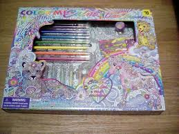 Color Me Lisa Frank From Dollar General FrankDollar GeneralColoring BooksColour Book