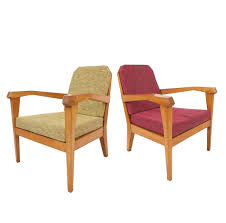 Elegant Pair Of Felix Kayser Antroposophical Ash Wood Chairs From ... Set Of 8 Mahogany Ladder Back Ding Chairs Loveday Antiques West Saint Paul Vintage Finds Art Deco And Retro Fniture Of The 50s 60s Riva 1920 Boss Executive Table 810 Seater Walnut Heals French Louis Xiv Style Circa 1920s Art Deco Console Antique Fniture Sold 4 Tudor New Upholstery Elegant Pair Felix Kayser Antrosophical Ash Wood Chairs From Sothebys Home Designer Fniture John Hutton 0415antiqueshtml Mad For Midcentury More American Martinsville Info