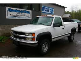 2000 Chevrolet Silverado 2500 LS Regular Cab 4x4 In Summit White ... 2000 Chevrolet Silverado 2500 74l 4x4 2001 Z71 Personal 6 Rcx Lift Ntd 20 Ls Pickup Truck Item I9386 Hd Video Chevrolet Silverado Sportside Regular Cab Red For Used Chevy S10 Trucks Truck Pictures 1990 Classics For Sale On Autotrader 1500 Extended Cab 4x4 In Indigo Blue Malechas Auto Body Regular Metallic 2015 Double Pricing For Rear Dually Fenders Lowest Prices Biscayne Sales Preowned