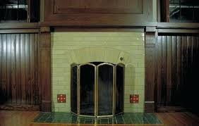 arts and crafts tile fireplace arts and crafts fireplace arts and