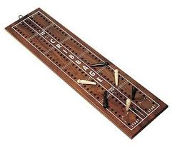 The Object Of Game Is To Go Around Two Tracks Or Rows Same Way A Horse Goes An Oval In Race Completing Circuits Before