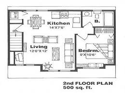 100 500 Sq Foot House Ft Plans With Loft Incredible Small Plans Under