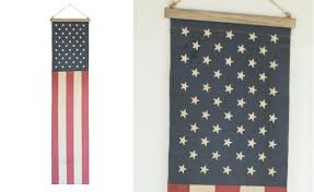 American Flag Wall Hanging Decor Art Banner Tapestry