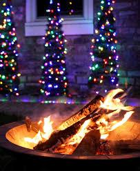 Ideas Large Size Christmas Mantel For A Beachy Decor Vertitable Winter Wonderland Of Lights
